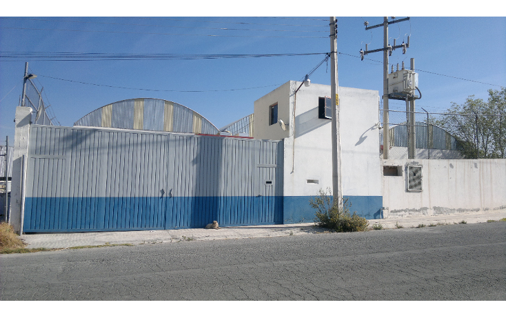 Foto de bodega en venta en  , canacintra, mineral de la reforma, hidalgo, 1252461 No. 01