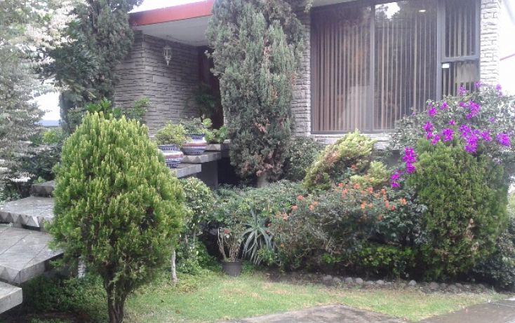 Foto de casa en condominio en venta en cañada, club de golf hacienda, atizapán de zaragoza, estado de méxico, 1639564 no 02
