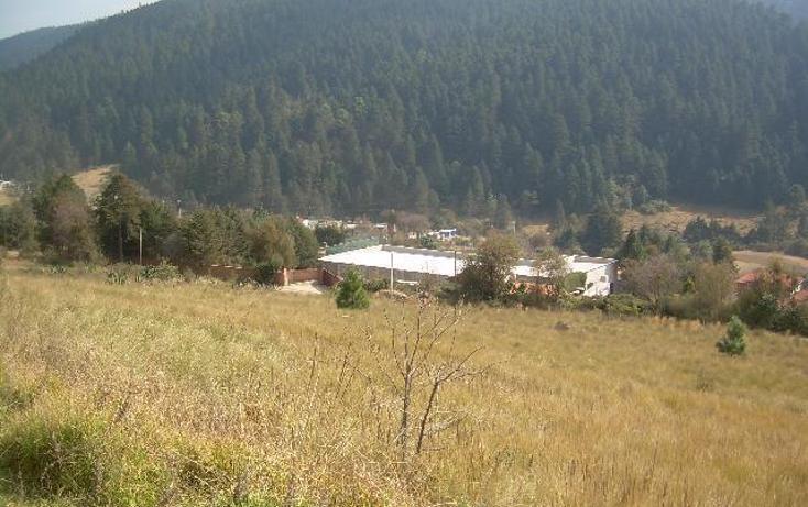 Foto de terreno habitacional en venta en  , cañada de alférez, lerma, méxico, 481992 No. 03