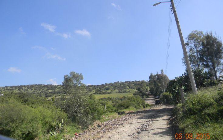 Foto de terreno habitacional en venta en, cañada de cisneros, tepotzotlán, estado de méxico, 1708772 no 03