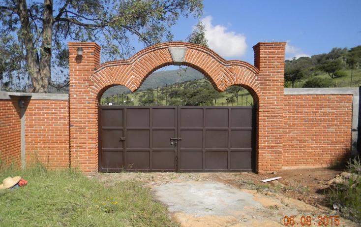 Foto de terreno habitacional en venta en  , cañada de cisneros, tepotzotlán, méxico, 1708772 No. 02