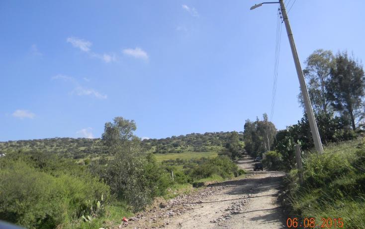 Foto de terreno habitacional en venta en  , cañada de cisneros, tepotzotlán, méxico, 1708772 No. 03
