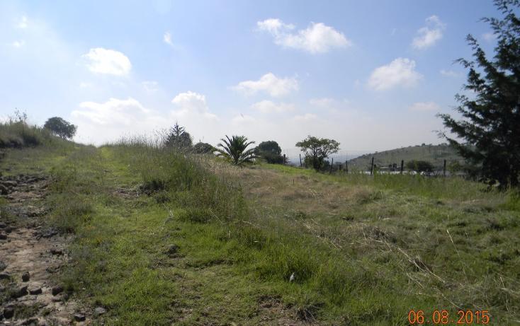 Foto de terreno habitacional en venta en  , cañada de cisneros, tepotzotlán, méxico, 1708772 No. 04