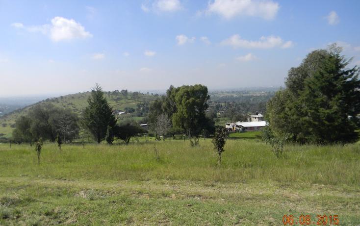 Foto de terreno habitacional en venta en  , cañada de cisneros, tepotzotlán, méxico, 1708772 No. 07