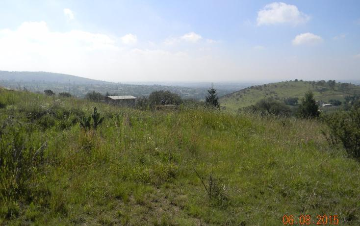 Foto de terreno habitacional en venta en  , cañada de cisneros, tepotzotlán, méxico, 1708772 No. 08