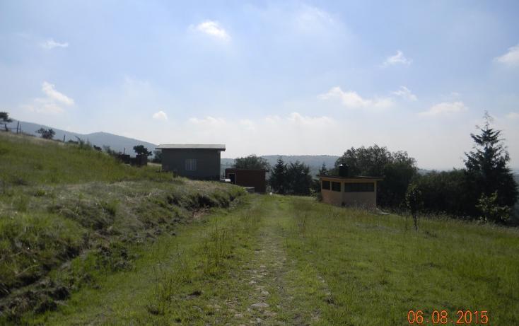 Foto de terreno habitacional en venta en  , cañada de cisneros, tepotzotlán, méxico, 1708772 No. 12