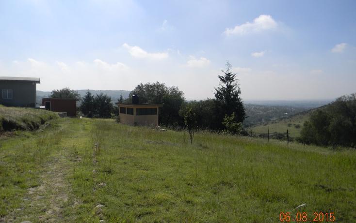 Foto de terreno habitacional en venta en  , cañada de cisneros, tepotzotlán, méxico, 1708772 No. 15