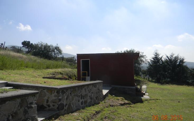 Foto de terreno habitacional en venta en  , cañada de cisneros, tepotzotlán, méxico, 1708772 No. 16