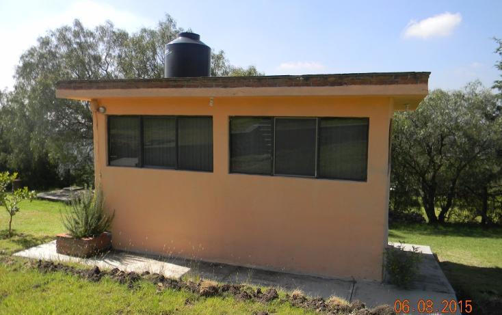 Foto de terreno habitacional en venta en  , cañada de cisneros, tepotzotlán, méxico, 1708772 No. 17