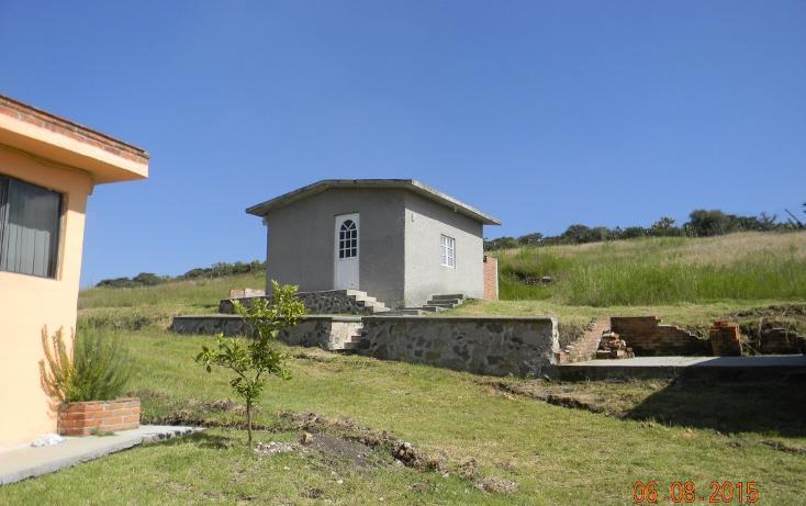 Foto de terreno habitacional en venta en  , cañada de cisneros, tepotzotlán, méxico, 1708772 No. 22
