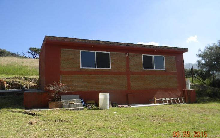 Foto de terreno habitacional en venta en  , cañada de cisneros, tepotzotlán, méxico, 1708772 No. 23