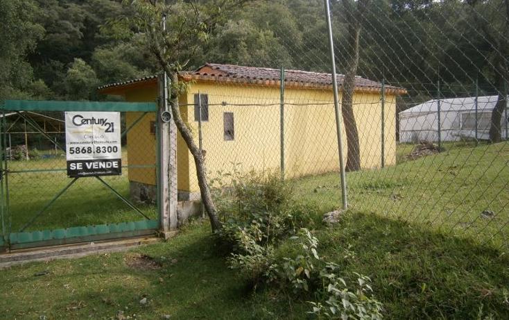 Foto de terreno habitacional en venta en  , cañada de cisneros, tepotzotlán, méxico, 974865 No. 01