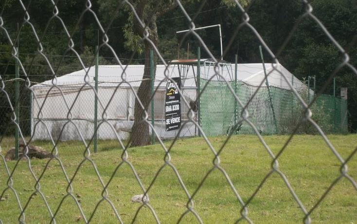 Foto de terreno habitacional en venta en  , cañada de cisneros, tepotzotlán, méxico, 974865 No. 19