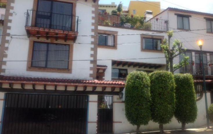Foto de casa en venta en cañada de lombardia 77, tizampampano del pueblo tetelpan, álvaro obregón, df, 1763856 no 01
