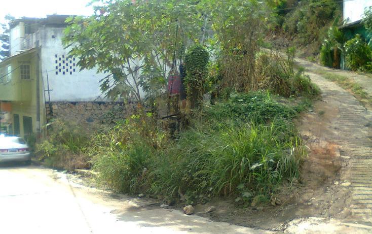 Foto de terreno habitacional en venta en  , cañada de los amates, acapulco de juárez, guerrero, 1700402 No. 01