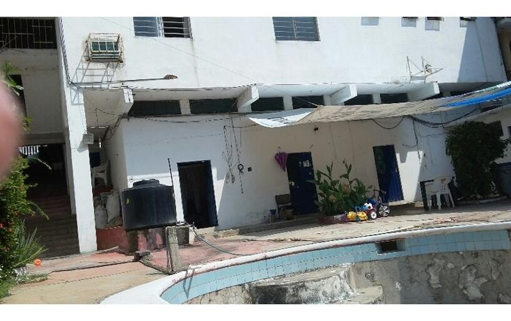Foto de edificio en venta en  , cañada de los amates, acapulco de juárez, guerrero, 1864610 No. 01