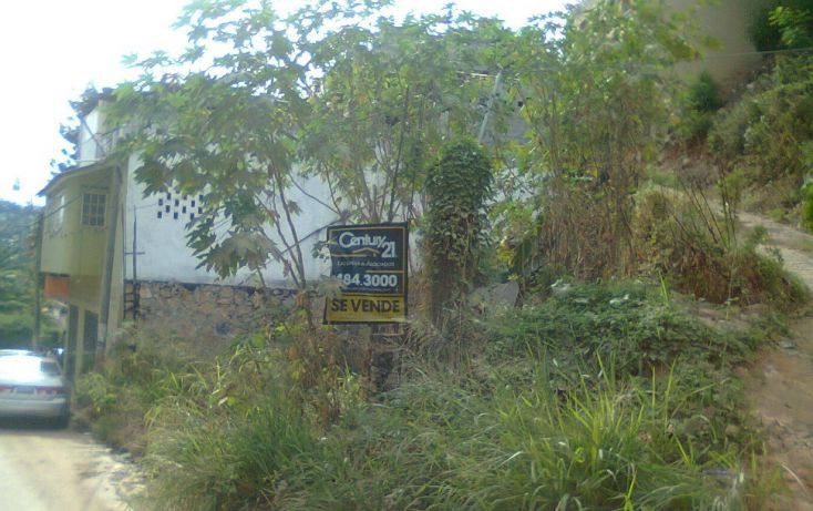 Foto de terreno habitacional en venta en cañada de los amates, cañada de los amates, acapulco de juárez, guerrero, 1700402 no 03