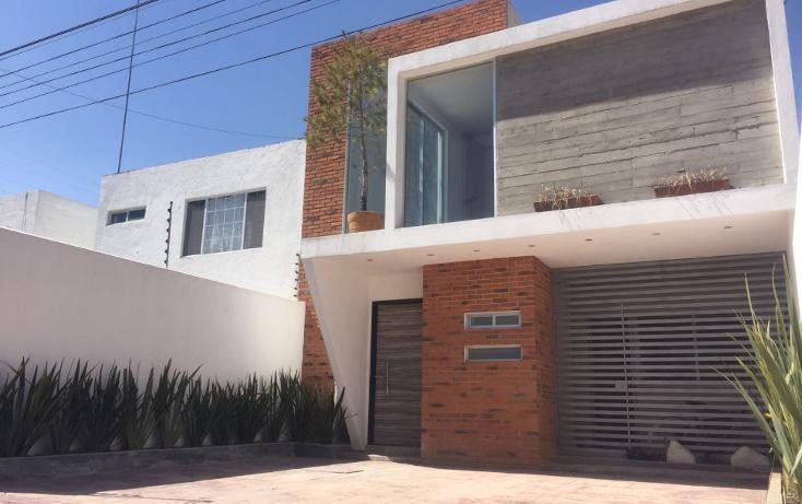 Foto de casa en venta en  , cañada de santiago, san pedro cholula, puebla, 1286827 No. 01
