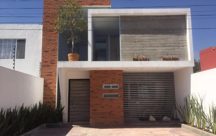 Foto de casa en venta en  , cañada de santiago, san pedro cholula, puebla, 1286827 No. 02