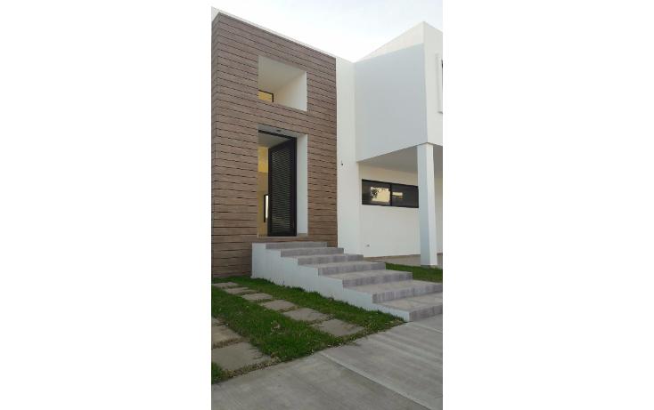 Foto de casa en venta en  , ca?ada del refugio, le?n, guanajuato, 1668746 No. 01