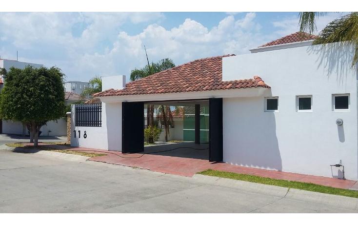 Foto de casa en venta en  , ca?ada del refugio, le?n, guanajuato, 1986173 No. 01