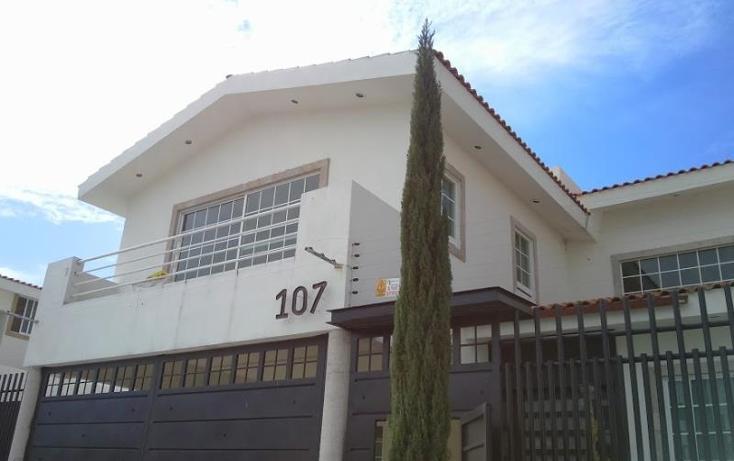 Foto de casa en venta en  , cañada del refugio, león, guanajuato, 469732 No. 01