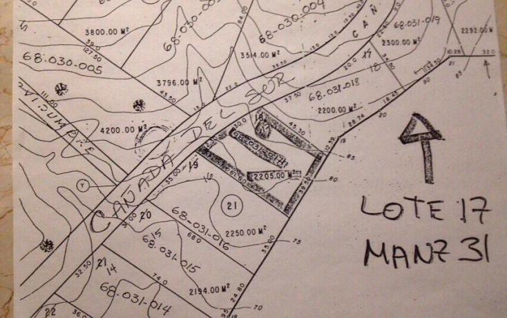 Foto de terreno habitacional en venta en, cañada del sur a c, monterrey, nuevo león, 1932726 no 03