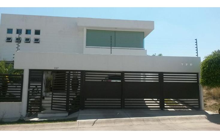 Foto de casa en renta en  , cañada del refugio, león, guanajuato, 2001965 No. 01