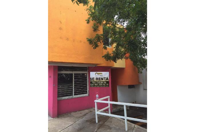 Foto de casa en renta en  , cañadas, culiacán, sinaloa, 1873976 No. 01