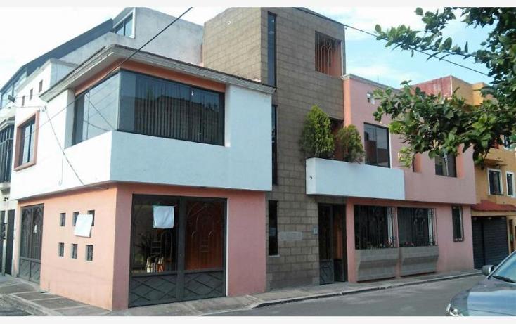 Foto de casa en venta en canal de apampilco s/e, barrio 18, xochimilco, distrito federal, 2032372 No. 01