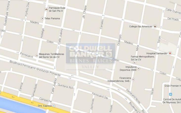 Foto de terreno habitacional en venta en canales 905, ciudad reynosa centro, reynosa, tamaulipas, 539266 no 04
