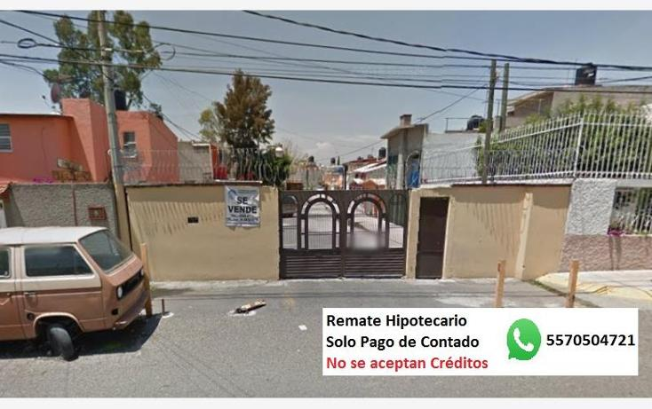 Foto de casa en venta en canario 1, rinconada de aragón, ecatepec de morelos, méxico, 1826590 No. 01