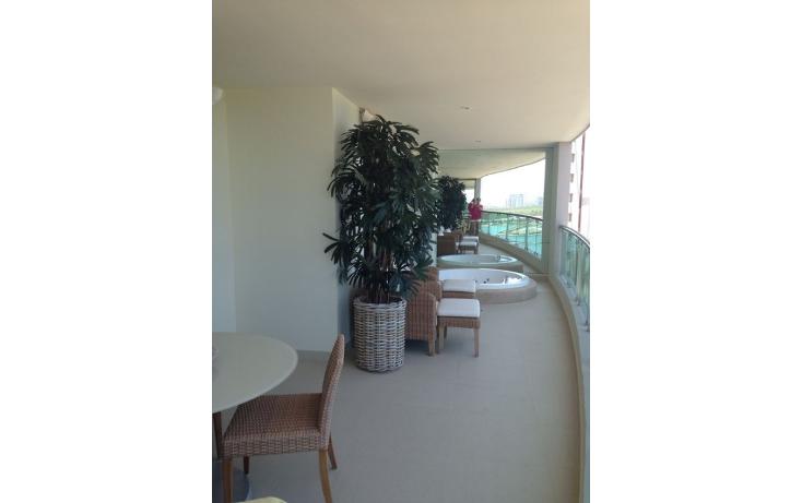 Foto de departamento en venta en  , cancún centro, benito juárez, quintana roo, 1056523 No. 09