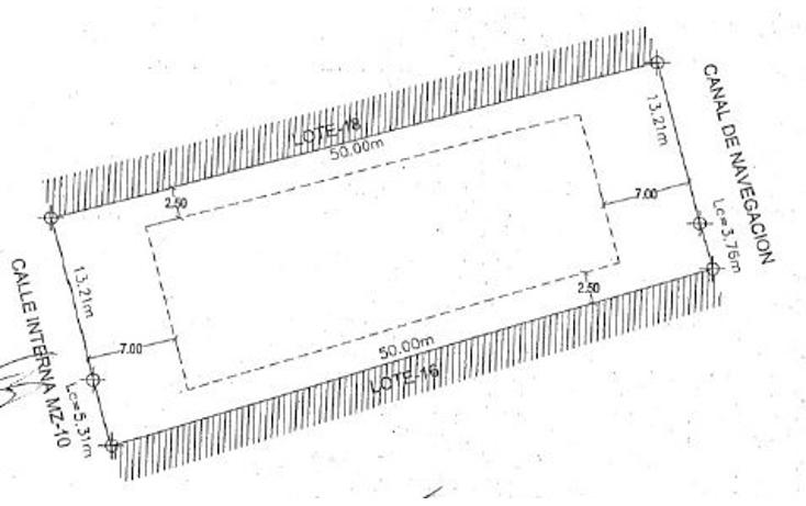 Foto de terreno habitacional en venta en  , cancún centro, benito juárez, quintana roo, 1056599 No. 03