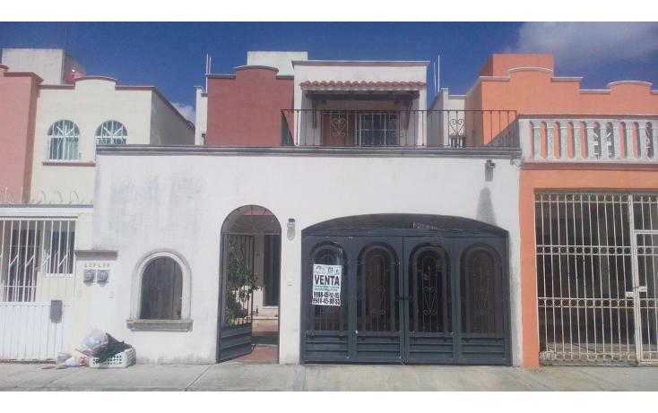 Foto de casa en venta en  , canc?n centro, benito ju?rez, quintana roo, 1056625 No. 01
