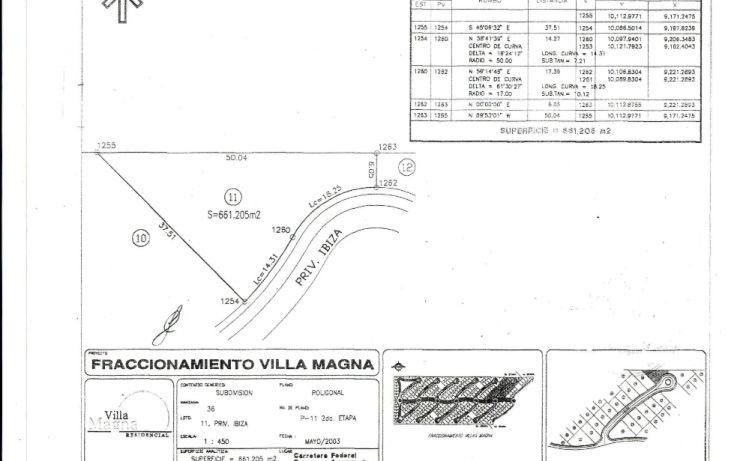 Foto de terreno habitacional en venta en, cancún centro, benito juárez, quintana roo, 1057013 no 01