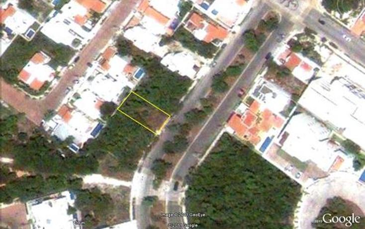 Foto de terreno habitacional en venta en  , cancún centro, benito juárez, quintana roo, 1063489 No. 01
