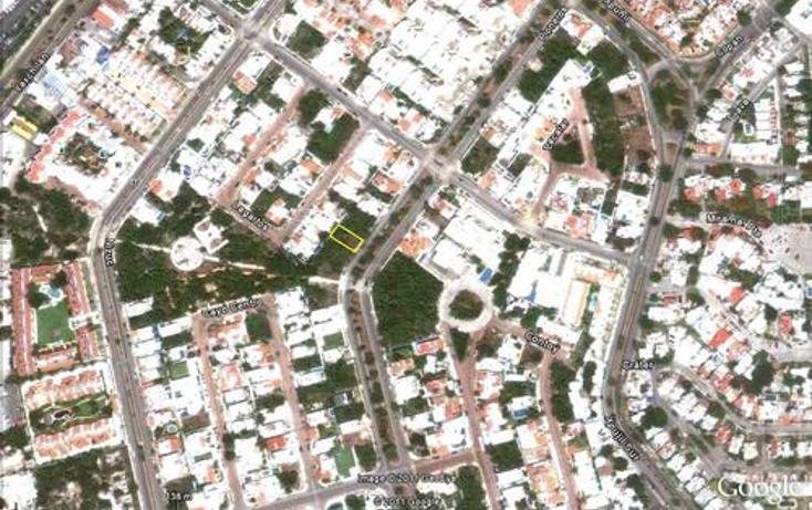 Foto de terreno habitacional en venta en  , cancún centro, benito juárez, quintana roo, 1063489 No. 02