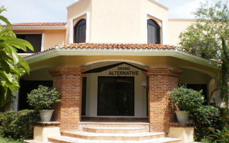Foto de casa en renta en, cancún centro, benito juárez, quintana roo, 1063649 no 01