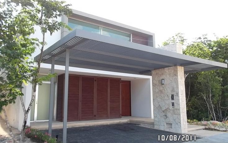 Foto de casa en venta en  , cancún centro, benito juárez, quintana roo, 1063681 No. 01