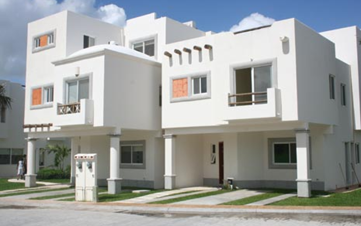 Foto de casa en renta en  , canc?n centro, benito ju?rez, quintana roo, 1063687 No. 02