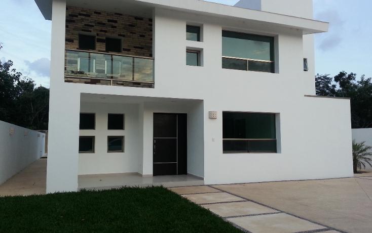 Foto de casa en venta en  , cancún centro, benito juárez, quintana roo, 1063707 No. 01