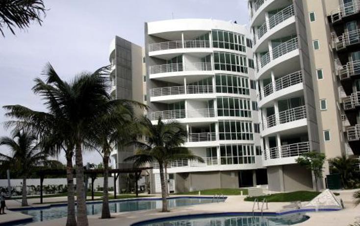 Foto de departamento en renta en  , cancún centro, benito juárez, quintana roo, 1063733 No. 01