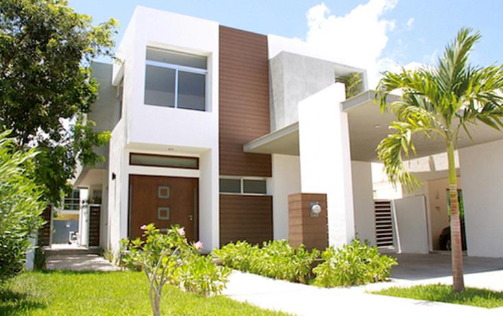 Foto de casa en venta en  , canc?n centro, benito ju?rez, quintana roo, 1063775 No. 01