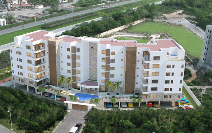 Foto de departamento en venta en  , cancún centro, benito juárez, quintana roo, 1063865 No. 02