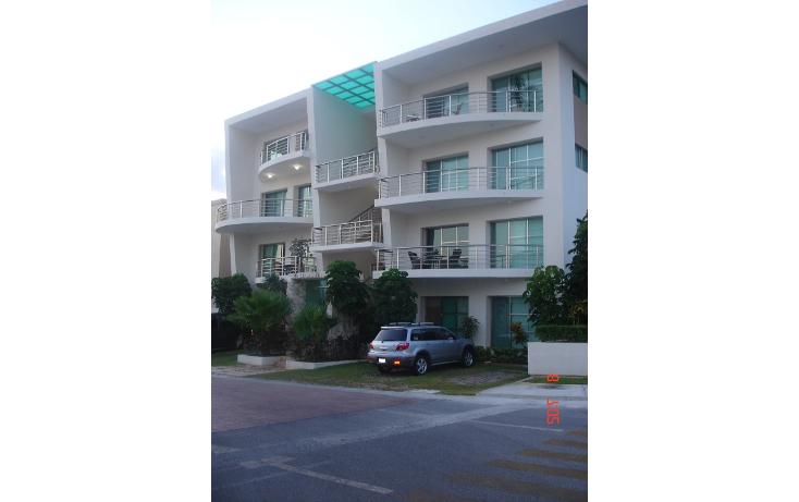 Foto de departamento en renta en  , cancún centro, benito juárez, quintana roo, 1063871 No. 01