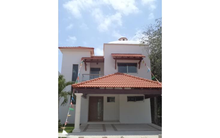 Foto de casa en venta en  , cancún centro, benito juárez, quintana roo, 1080403 No. 01