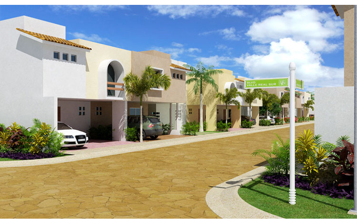 Foto de terreno habitacional en venta en  , cancún centro, benito juárez, quintana roo, 1090859 No. 01