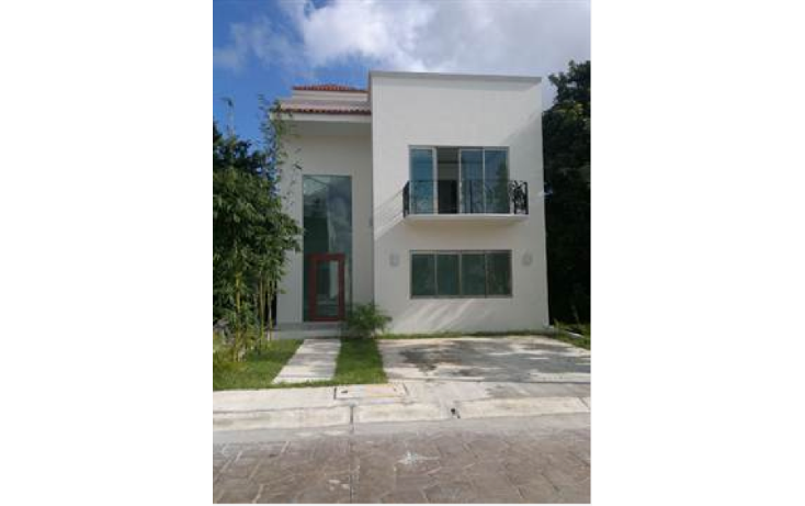 Foto de casa en venta en  , cancún centro, benito juárez, quintana roo, 1110467 No. 01