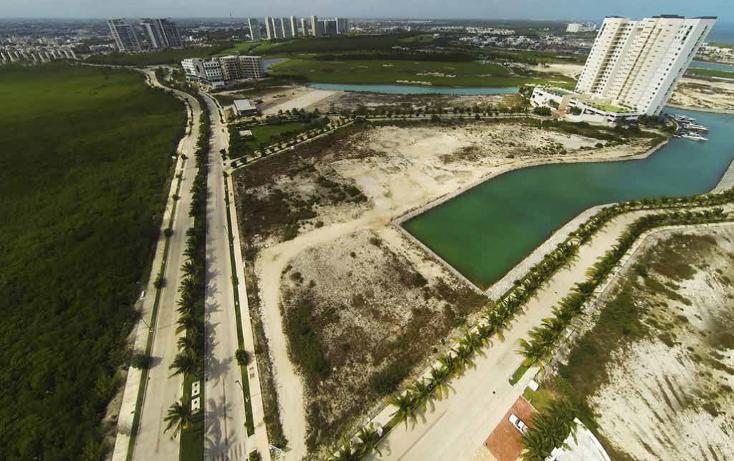 Foto de terreno habitacional en venta en  , cancún centro, benito juárez, quintana roo, 1114841 No. 02